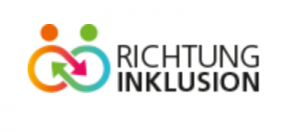 "Logo ""Richtung Inklusion"""